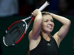 Simona Halep is Top Seed in Shenzhen in 2015
