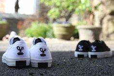 "ca9efdf0ac63 Denham x Converse All Star Jack Purcell ""Scissor Face"""
