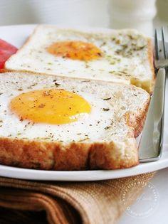 breakfast eggs for two :)