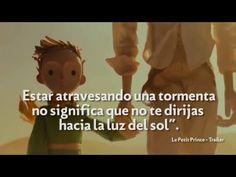 Frases de El Principito - YouTube