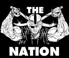 Okland Raiders, Raiders Vegas, Raiders Stuff, Oakland Raiders Football, Raiders Baby, Football Memes, Football Team, Pulp Fiction Book, Raider Nation