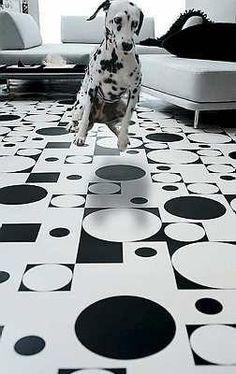 Tarkett vinyl flooring...