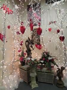 Valentine's Day Window Displays Floral http://blog.gillespieflorists ...