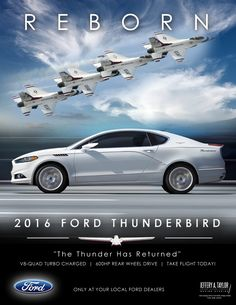 2017 Ford Thunderbird release date, redesign and specs