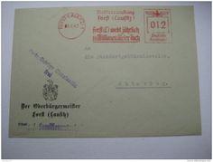 8,00€ | Kategorie: Briefmarken > Europa > Deutschland > Deutsches Reich > 1933-1945 (Drittes Reich) > Briefe u. Dokumente