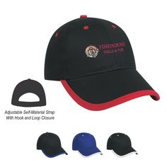 459e5613 28 Best Hats & Caps Printed or Embroidered with your Company Logo ...