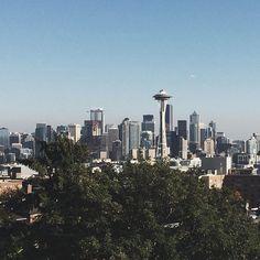 Seattle, WA - http://instagram.com/jennchambless