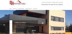Hemos hecho un proyecto de web para Desiree Inmuebles. Visita la web: www.desireeinmuebles.es