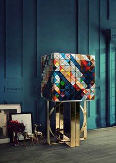 Dream piece Boca do Lobo,Pixel cabinet. http://www.bocadolobo.com/