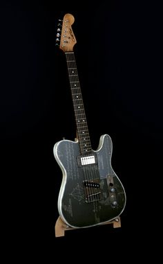 Cristh Rod Custom Fender Telecaster Geometra