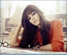 Mean Magazine Kate Beckinsale with bangs