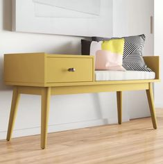 Modern Storage Bench, Wood Storage Bench, Upholstered Storage Bench, Linen Storage, Bookshelf Bench, Book Shelves, Scandinavian Benches, Living Room New York, Clutter Free Home