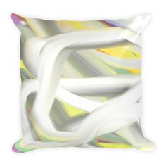 This soft pillow is an excellent addition that gives character to any space. It comes with a soft polyester insert that will retain its shape after many uses, a Soft Pillows