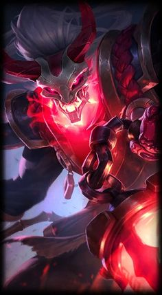 League of Legends- Blood Moon Thresh