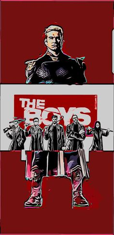 Series Movies, Tv Series, Comic Book Heroes, Comic Books, Antony Starr, Poster Minimalista, Arte Nerd, Karl Urban, Boys Wallpaper