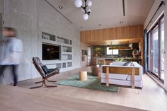 Image 1 of 22 from gallery of Southern Sunshine Home / HAO Design. Photograph by Hey!Cheese