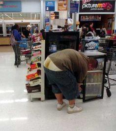People of Walmart Nudity | Humorgasms » Meanwhile, at Walmart