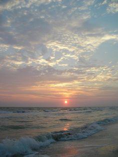 Another Treasure Island sunset!