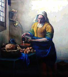 akryl - Marysia Barańczyk