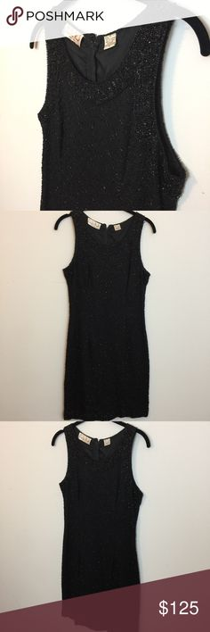 Laurence Kazar Dress Laurence Kazar Dress in good condition with maybe a few missing beads Laurence Kazar Dresses