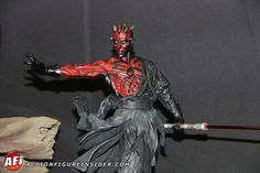 Action Figure Insider Galleries: Mythos Maul statue