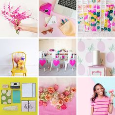 75 COLOURFUL INSTAGRAM ACCOUNTS THAT YOU NEED TO FOLLOW RIGHT NOW! | Bespoke-Bride: Wedding Blog Instagram Creator, Instagram Grid, Instagram Design, Instagram Tips, Instagram Accounts, Instagram Fashion, Grid Layouts, Wedding Blog, Gallery Wall