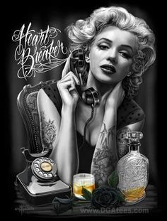 Marilyn Monroe <3 love her