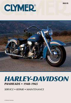 Precision Series Harley-Davidson Panheads, 1948-1965/M418