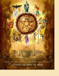 old ways and ancient holidays