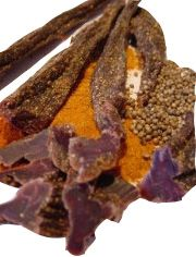 Biltong recipes