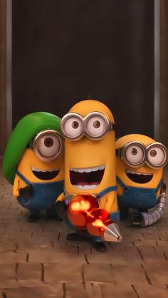 Walt Disney Movies Full Length - New Kids Movies for Children - Animated Cartoon for Kids Amor Minions, Minions Bob, Minions Images, Minion Humor, Cute Minions, Minion Movie, Minion Pictures, Minions Despicable Me, Minions Quotes