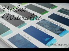 Peerless Watercolor Review and Tutorial