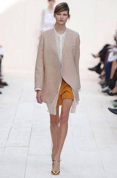 my kind of colour palette at Chloe spring/summer 13