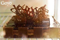 Esta #tarta está lista y preparada para que vengan a por ella. Si os apetece una, tan solo tenéis que llamarnos al 952-81-46-65 y encargar la vuestra (personalizada si queréis). // This #cake is ready to be picked up. If you want one you only have to call us on 952-81-46-65 and order it (we can personalise it if you like). | Goyo Full Taste #PuertoBanus (2014) #Marbella