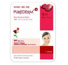 Purederm Rose Essence Mask