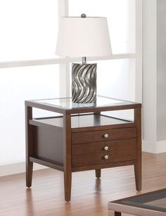 Coaster 701347 Traditional End Table Brown New | $239.00