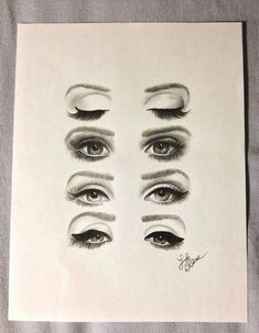 the eyes of a queen - lana del rey wow. Animal Drawings, Art Drawings, Eye Sketch, Sketch Pad, Soul Art, Art For Art Sake, Eye Art, Beautiful Drawings, Drawing Techniques