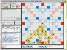 Best Scrabble Words, Scrabble Letter Crafts, Scrabble Tiles, Family Games, Games For Kids, Games To Play, Fun Party Games, Fun Board Games, Computer Science