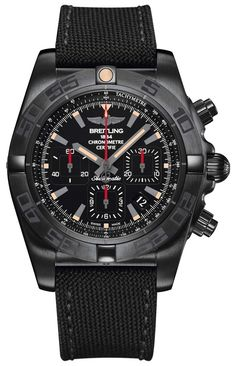 Breitling Chronomat 44 Blacksteel - Новый хронограф от Брайтилинг | Luxurious Watches
