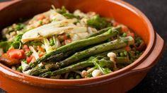 Recettes - Signé M - TVA - Salade de pâtes fregola sarda