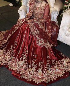 Asian Bridal Dresses, Wedding Dresses For Girls, Party Wear Dresses, Bridal Outfits, Indian Dresses, Indian Outfits, Bridal Gowns, Pakistani Outfits, Designer Bridal Lehenga