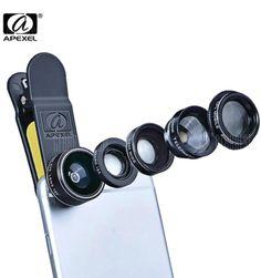 5 in 1 Camera Phone Lens Kit #gearbest #BumperHarvest