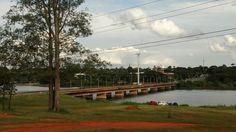 Ponte das Garças Lago Sul -- Ligação do Lago Sul com o Centro (vice versa)