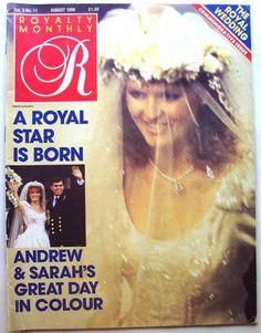 1986 Royal Wedding