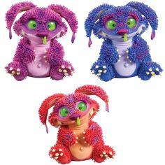 Xeno Pacific Interactive Monster Soft Toy - Choice of Orange/Purple/Blue :Argos
