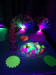 Dollar Tree Glow Party Goodies