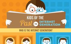 Who is the Internet Generation? Kids of the Past or Present