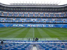 """""""Estádio Santiago Bernabéu"""". #Madrid. Espanha."""
