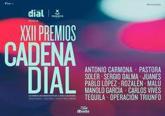 ¿Quieres asistir a los Premios Cadena Dial en Tenerife?