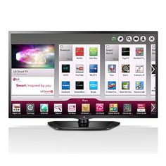 It's easy to enjoy LG's LN5750 with Smart TV. Enjoy instant access to the best of the Internet direct to your TV. Built-in Wi-Fi lets you connect to your existing network so you can stream and share y...